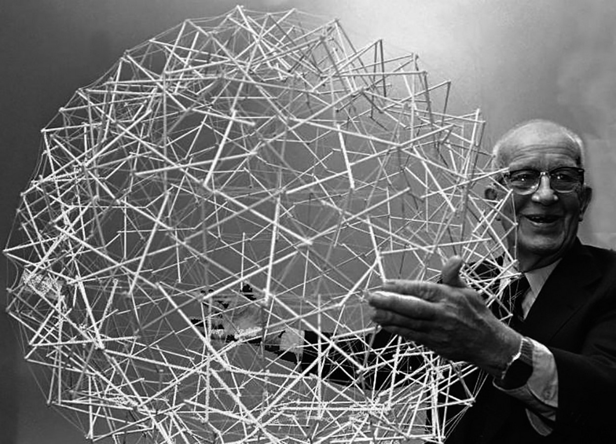 What architects must know about Tensegrity? - Sheet1