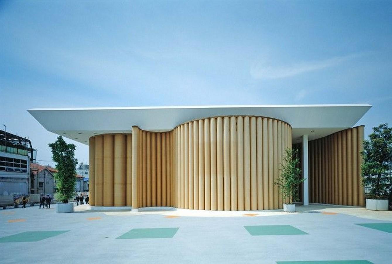 Book in Focus: Paper in architecture by Shigeru Ban - Sheet2