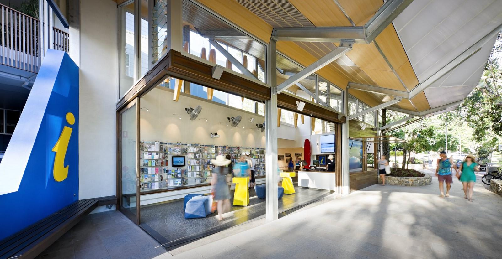Noosa Visitor Centre - Sheet3