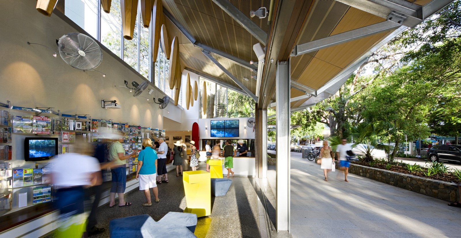Noosa Visitor Centre - Sheet4