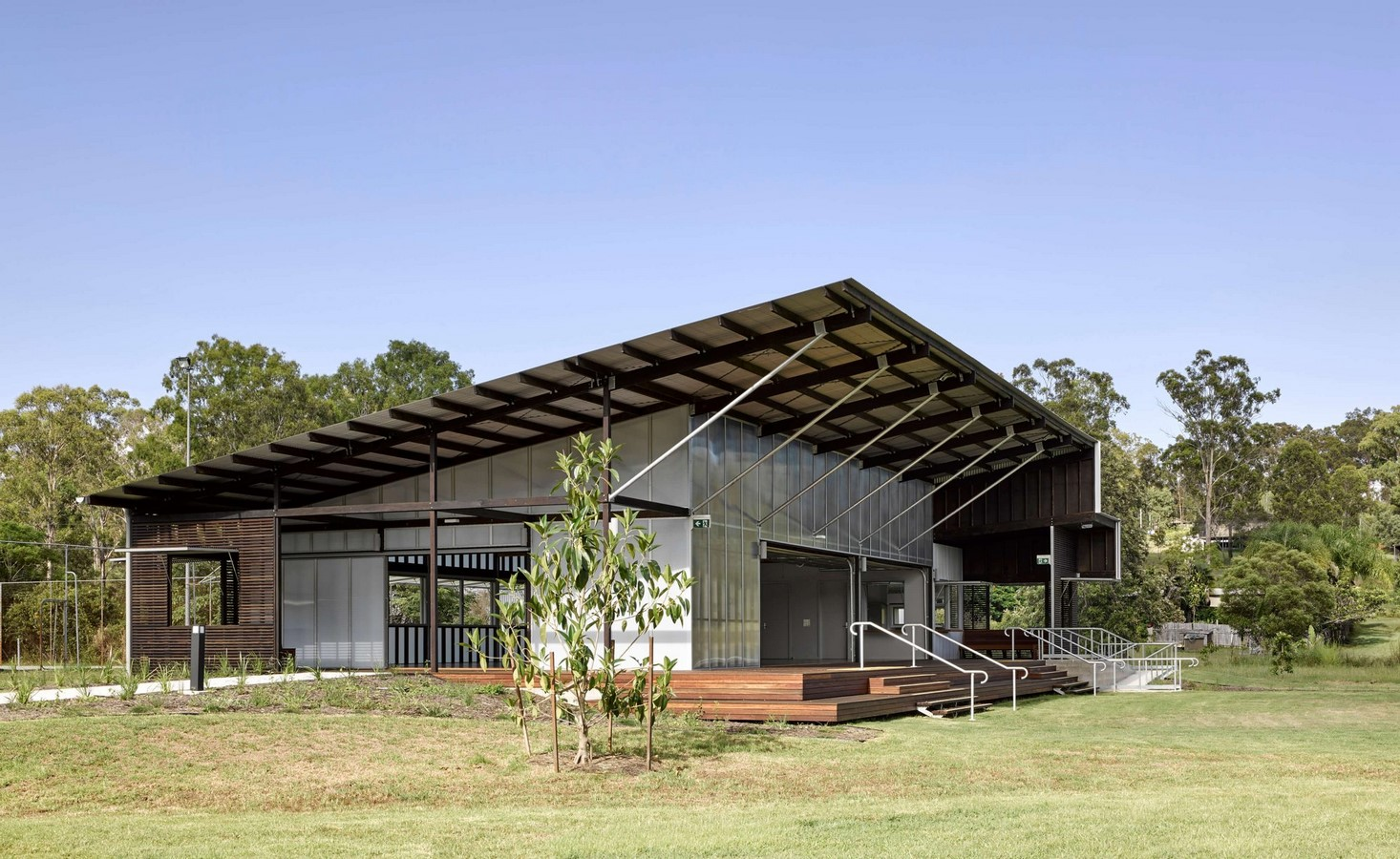 Curra Community Hall - Sheet2