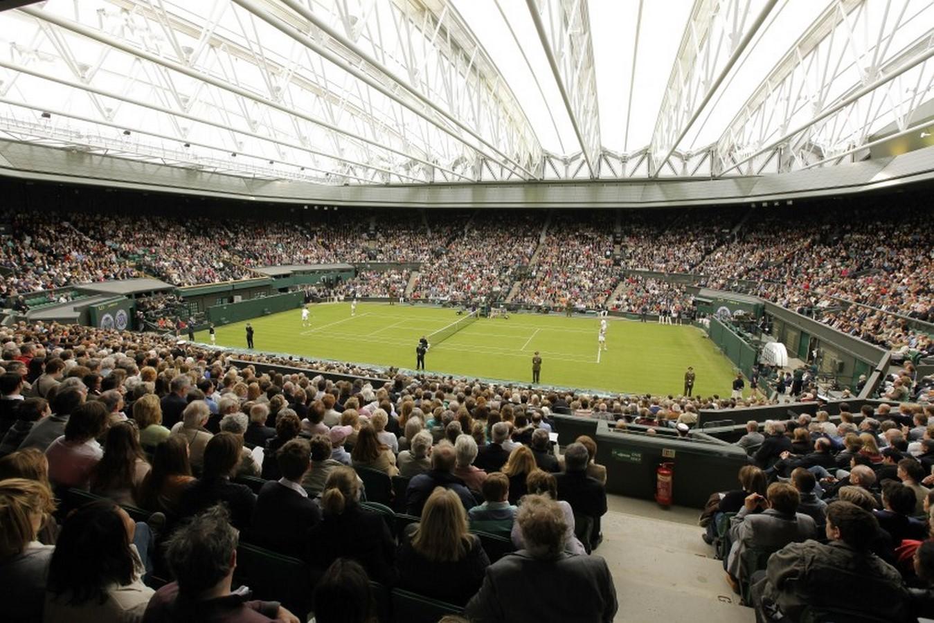 Wimbledon Centre Court - Sheet2