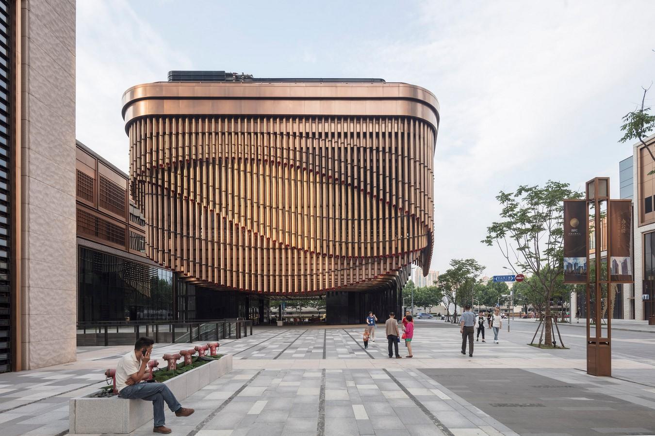Bund Finance Center (Kinetic Building), Shanghai