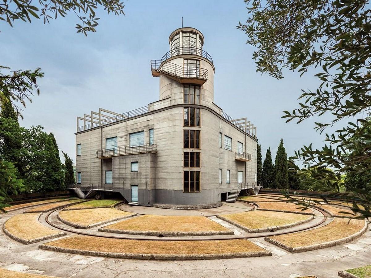 Villa Girasole, Verona - Sheet1