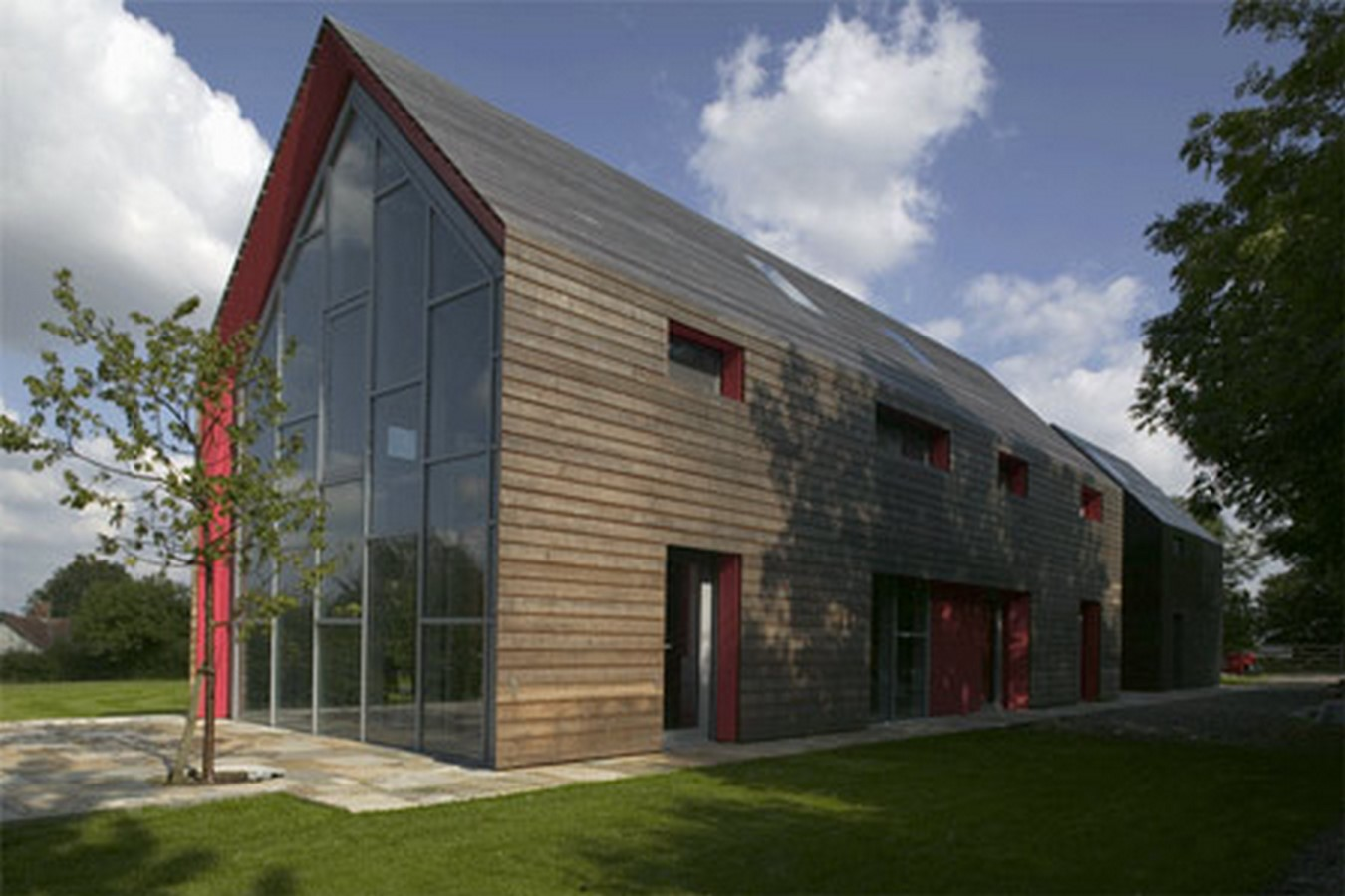 Sliding House, Suffolk - Sheet3