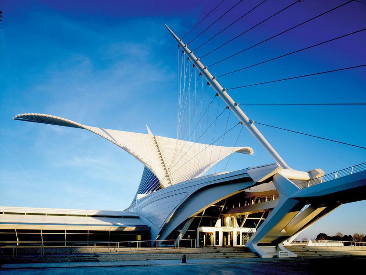 Quadracci Pavilion – Milwaukee Art Museum - Sheet1