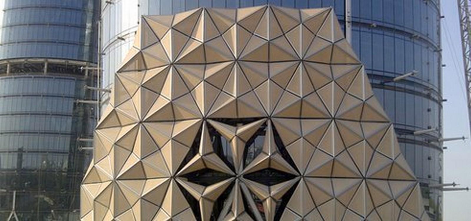 Al Bahar Towers, Abu Dhabi - Sheet2