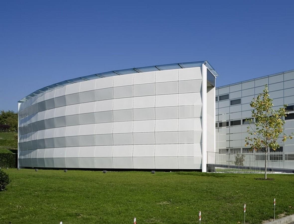Kiefer Technic Showroom, Austria - Sheet1