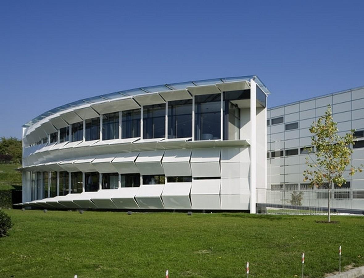 Kiefer Technic Showroom, Austria - Sheet2
