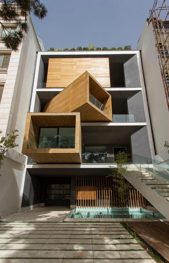 Sharifi Ha House, Tehran - Sheet1
