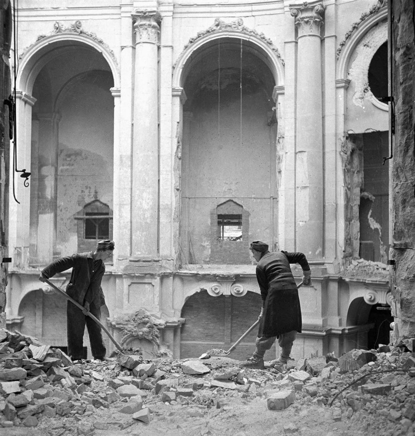 Rebuilding the City: Dresden - Sheet16