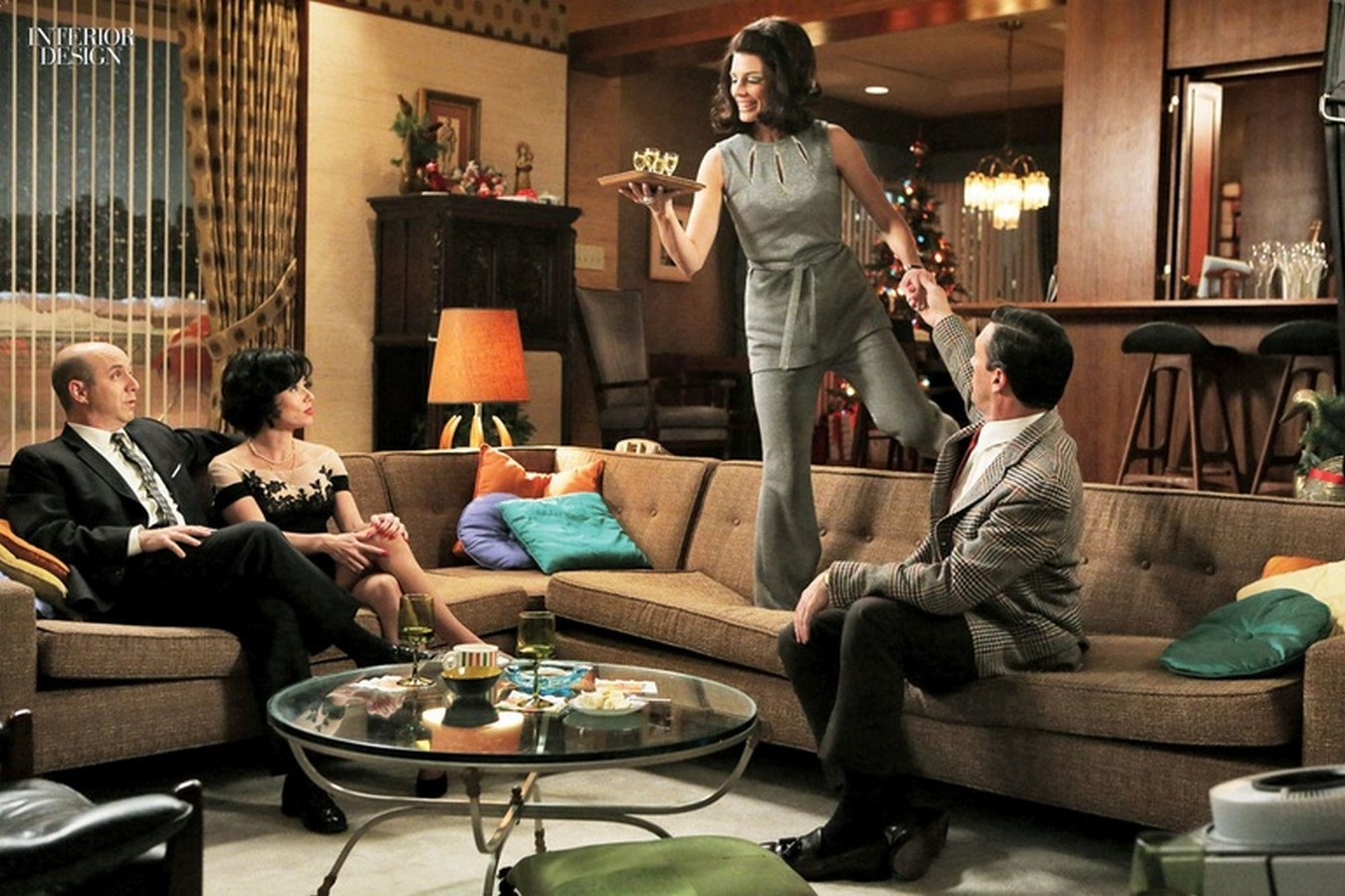 An architectural review of Mad Men - Sheet3