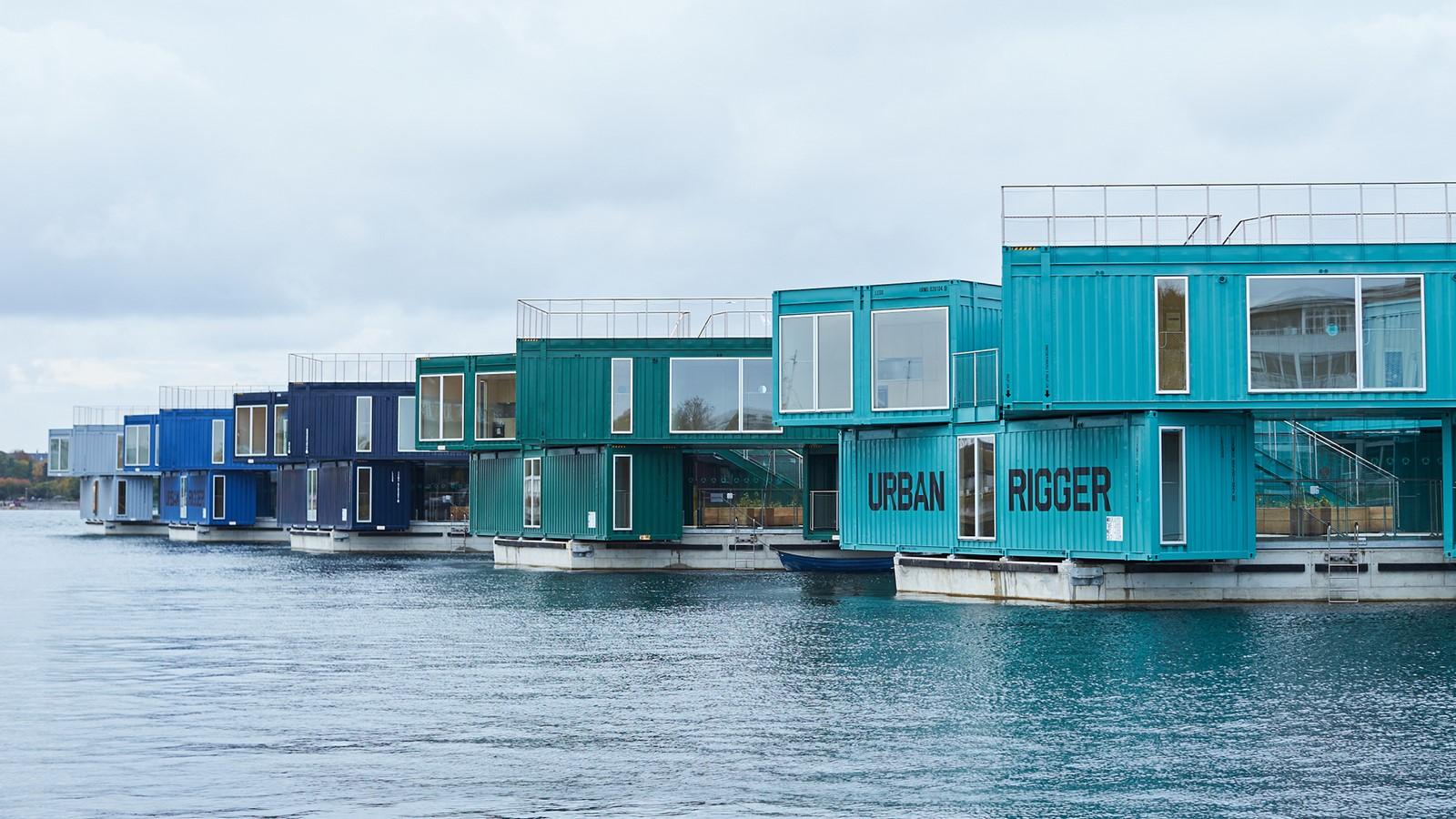 A look inside Bjarke Ingels's Innovative Houseboat - Sheet10