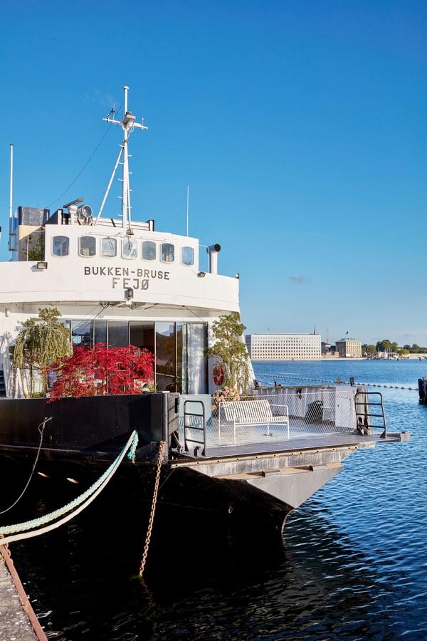 A look inside Bjarke Ingels's Innovative Houseboat - Sheet2