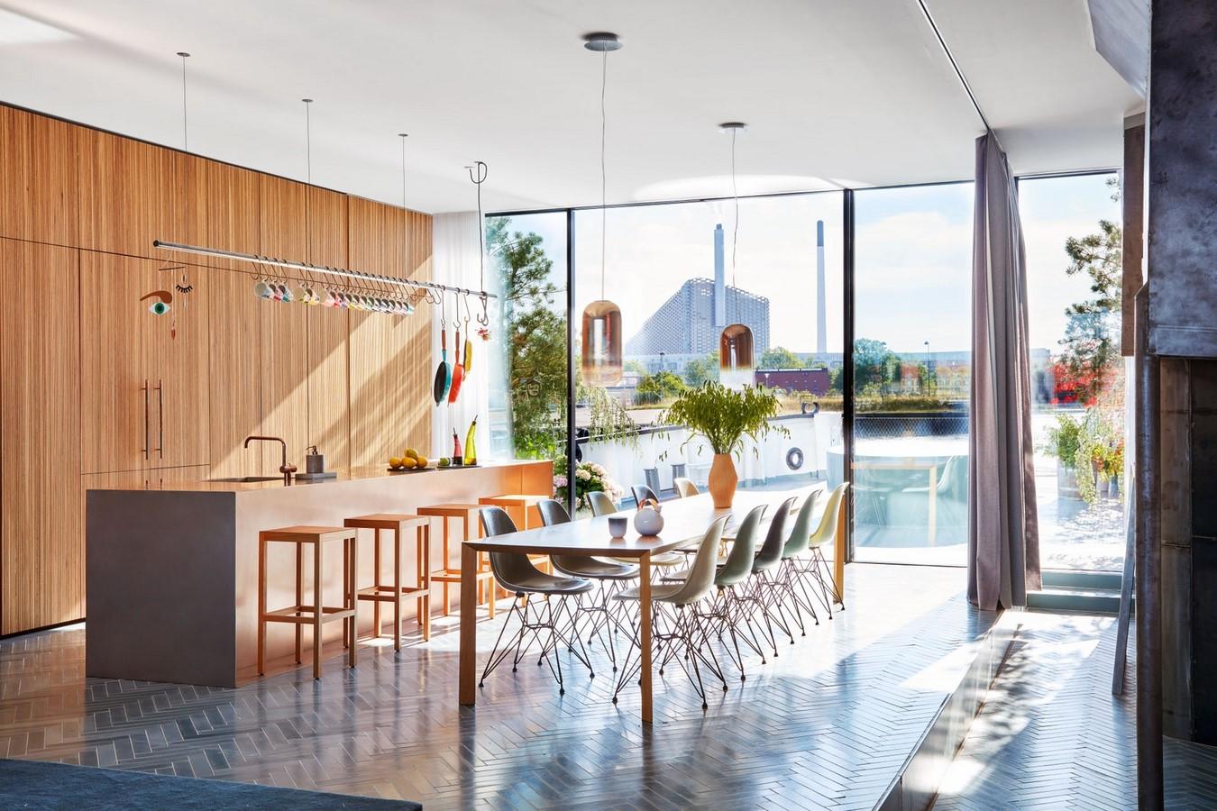 A look inside Bjarke Ingels's Innovative Houseboat - Sheet4