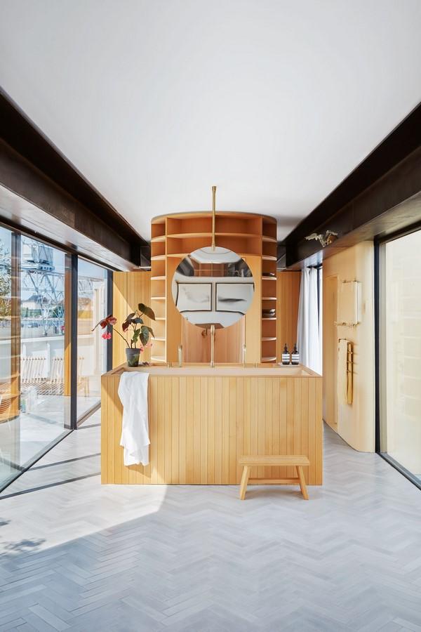 A look inside Bjarke Ingels's Innovative Houseboat - Sheet8