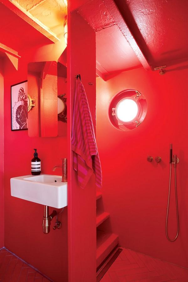 A look inside Bjarke Ingels's Innovative Houseboat - Sheet9