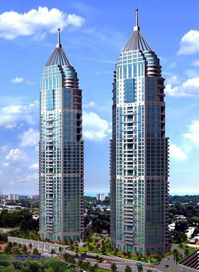 The Imperial Twin Towers - Sheet2