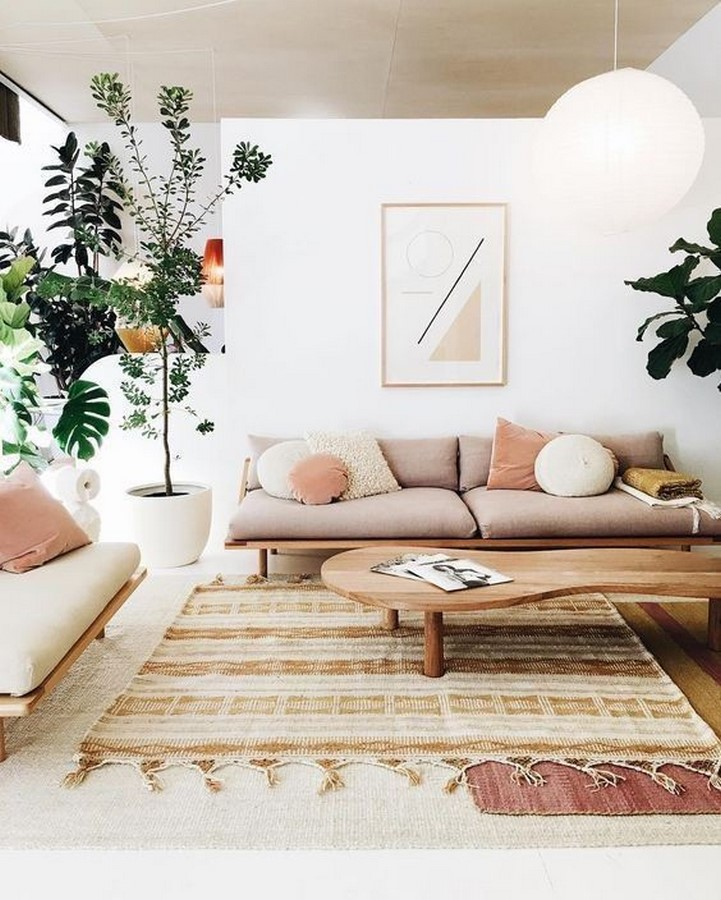 Layer them rugs