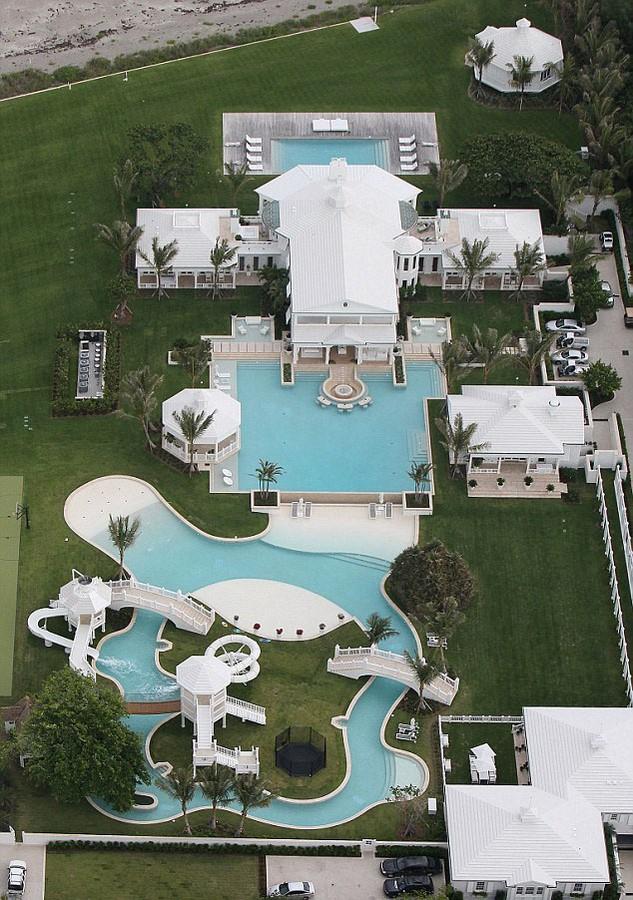 Celine Dion's Water Park Mansion - Sheet1