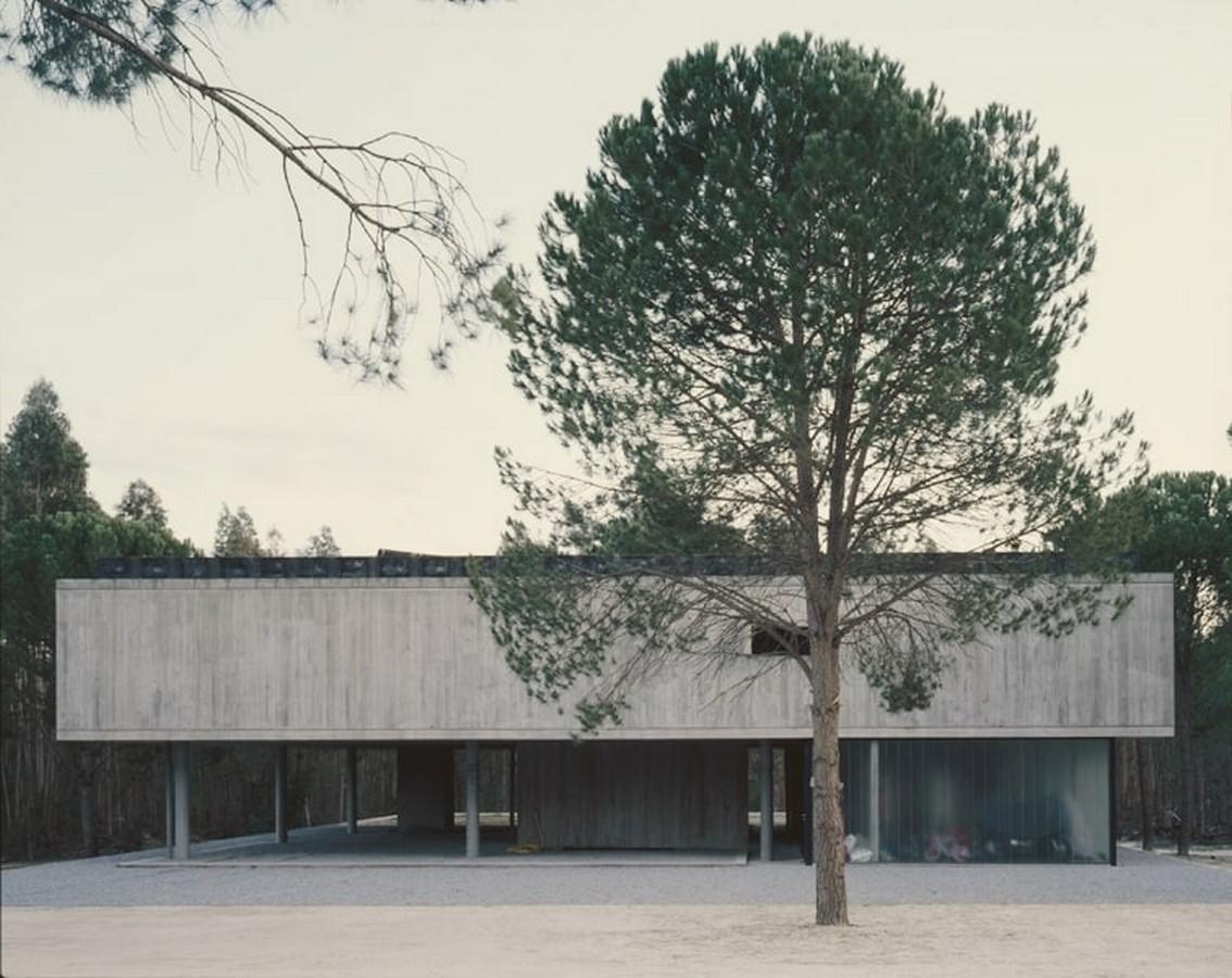 House ML, Benavente, Portugal - Sheet1