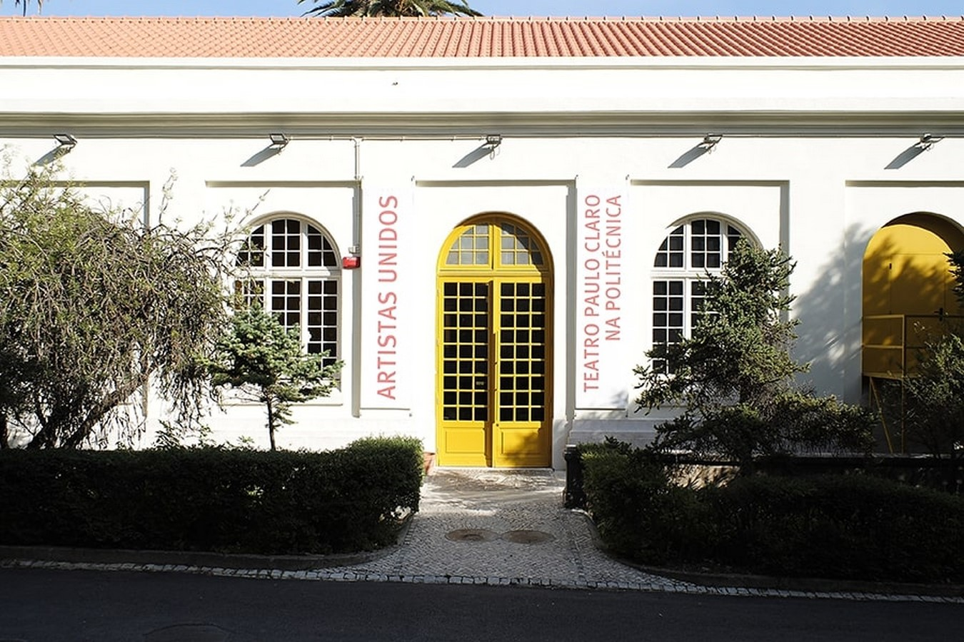 Polytechnical Theatre, Lisbon, Portugal - Sheet1