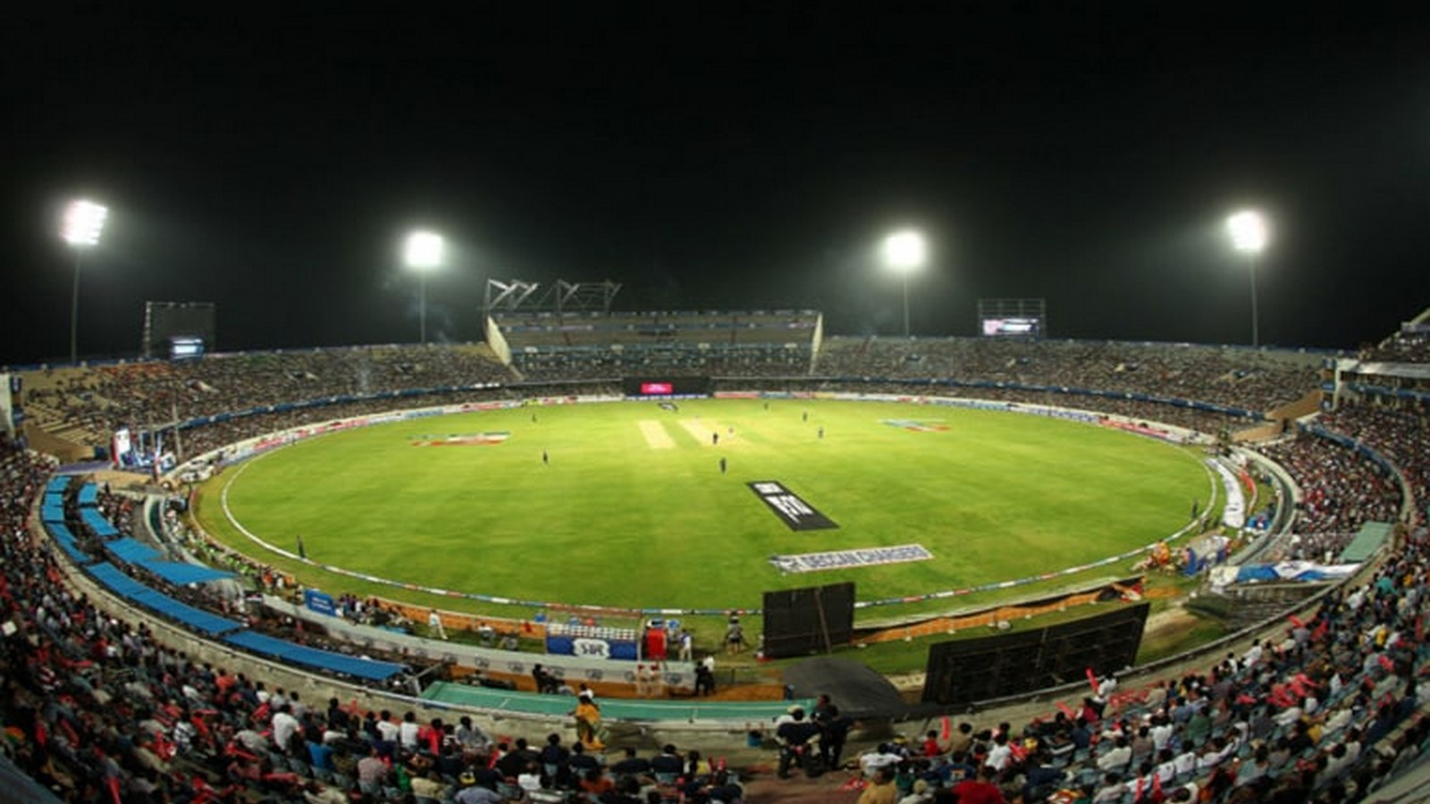 Rajiv Gandhi International Cricket Stadium by Shashi Prabhu: One of India's most popular cricket stadiums - Sheet6