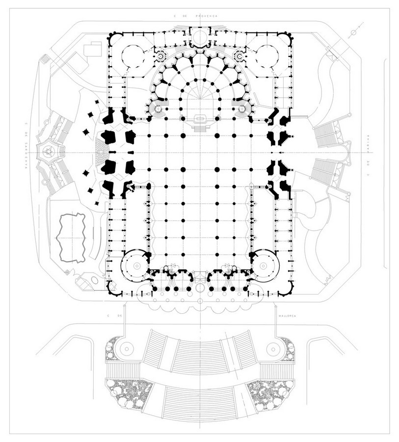 First and Last structures by Antoni Gaudi- Evolution of Design - Sheet6