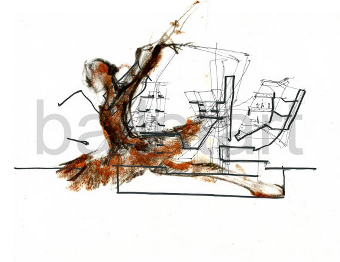 The Similarity between architecture and dance - Sheet 11