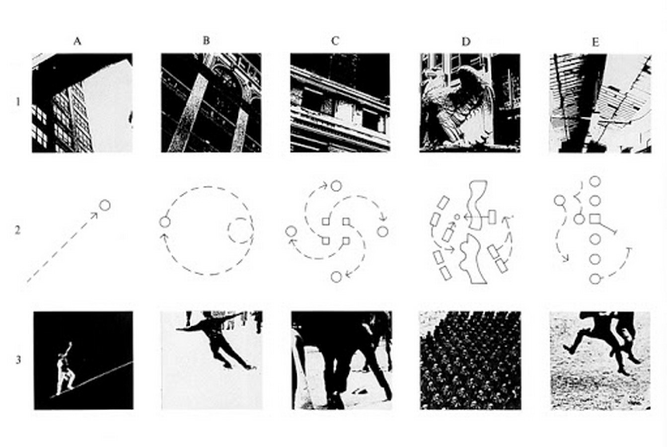 The Similarity between architecture and dance - Sheet 12