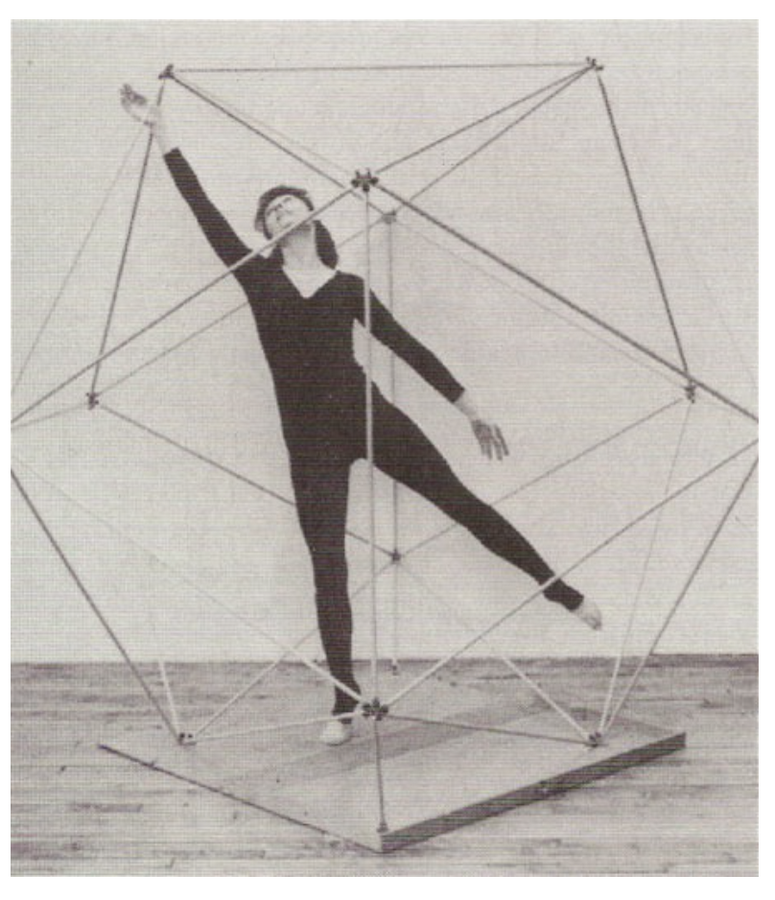 The Similarity between architecture and dance - Sheet 13