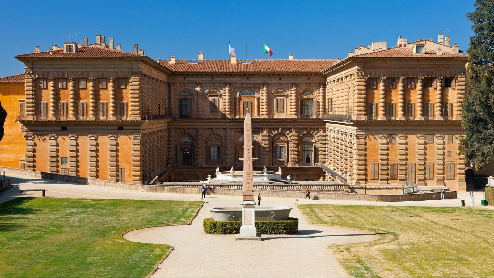 Palazzo Pitti - Sheet1