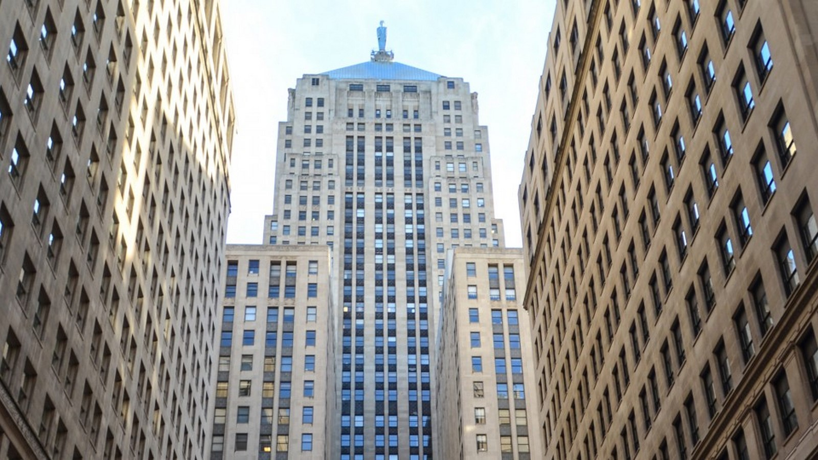 15 popular Art Deco building around the world - Sheet1