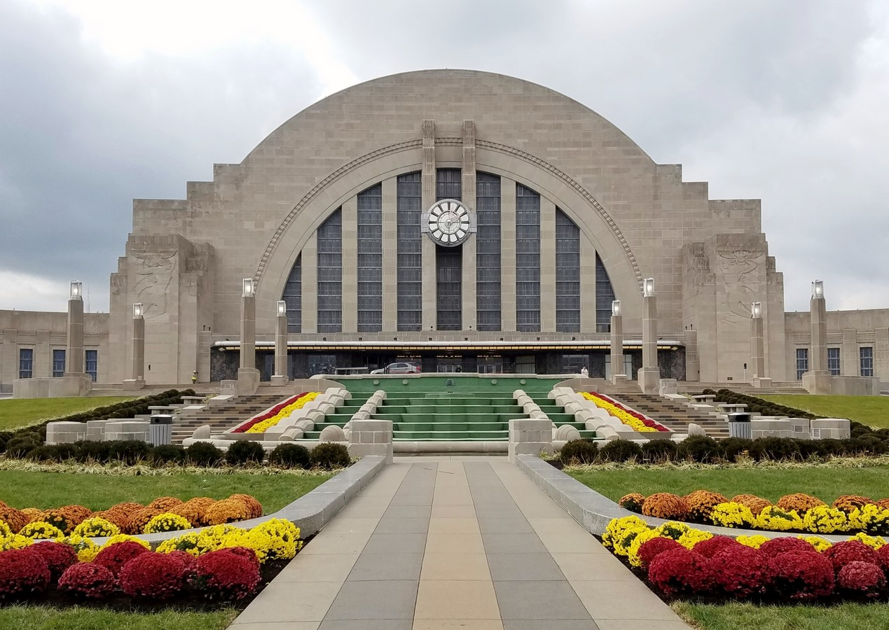15 popular Art Deco building around the world - Sheet12