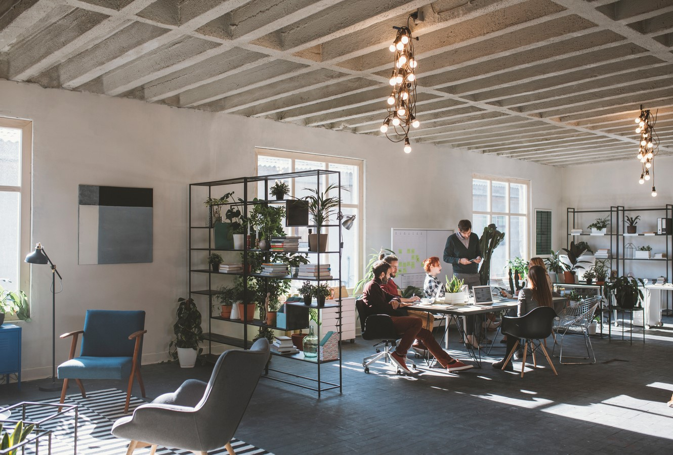 Millennials and Architecture: Understanding Use of space - Sheet4