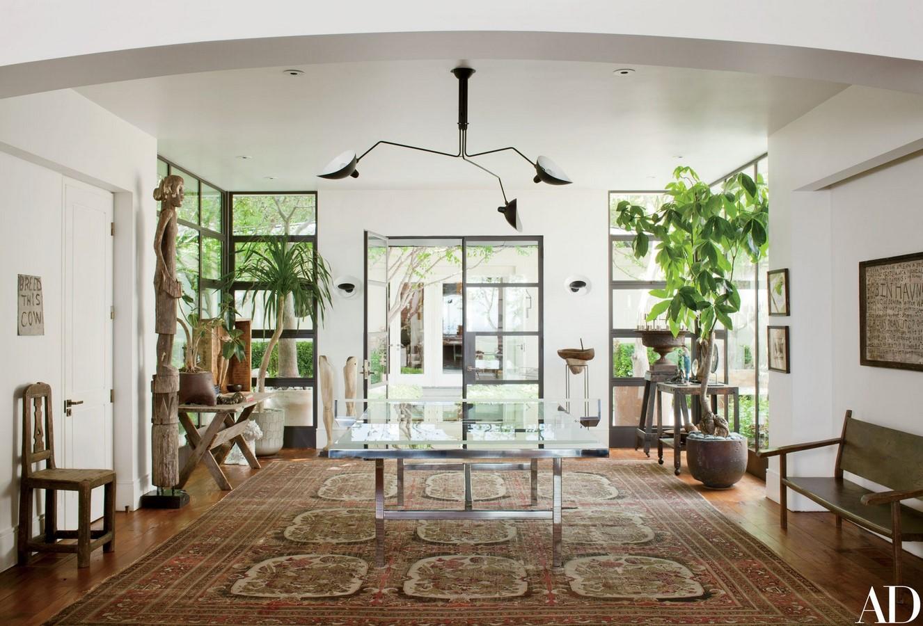 Beverly Hills residence, Ellen DeGeneres - Sheet1