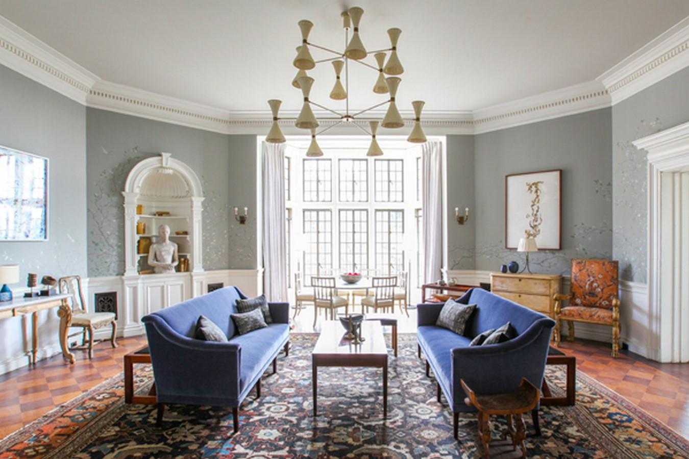 Breakfast Room and Solarium, Maison de Luxe - Sheet1