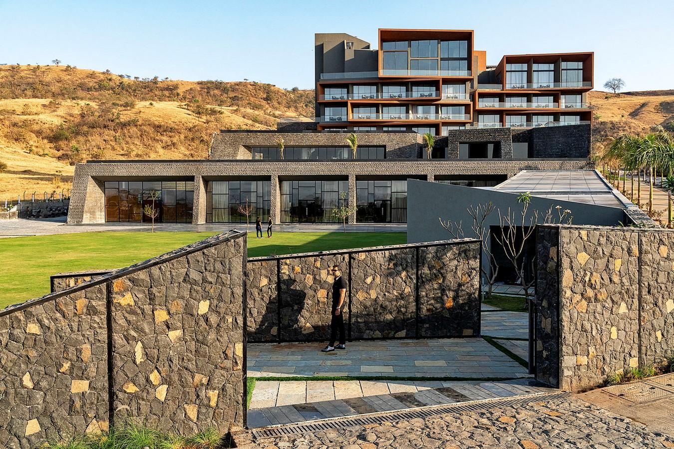 Aria Hotel by Sanjay Puri Architects: Capturing the Beauty - Sheet1