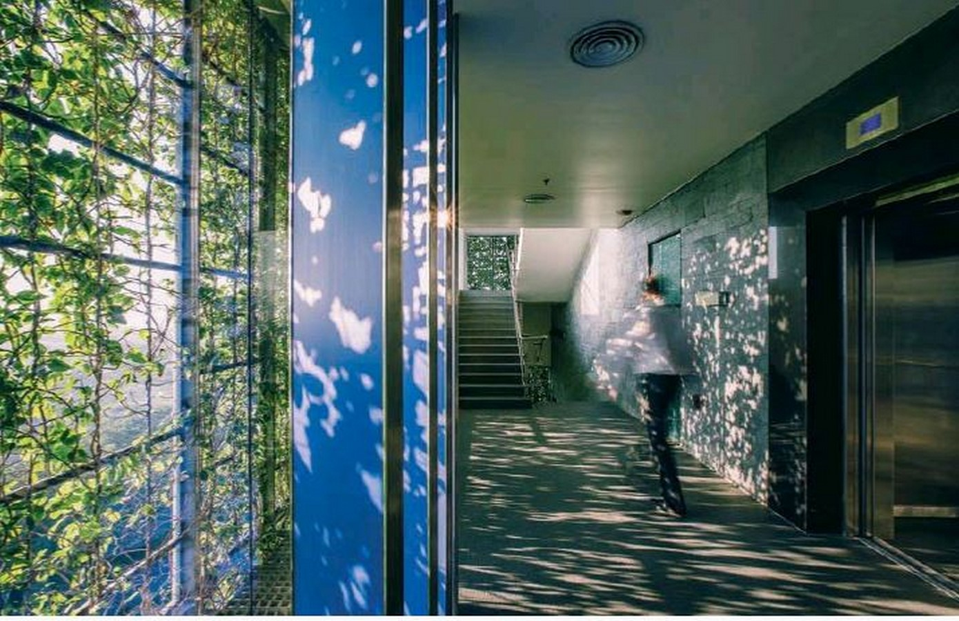 KMC Corporate Office by Rahul Mehrotra: Modulation of light and air - Sheet4