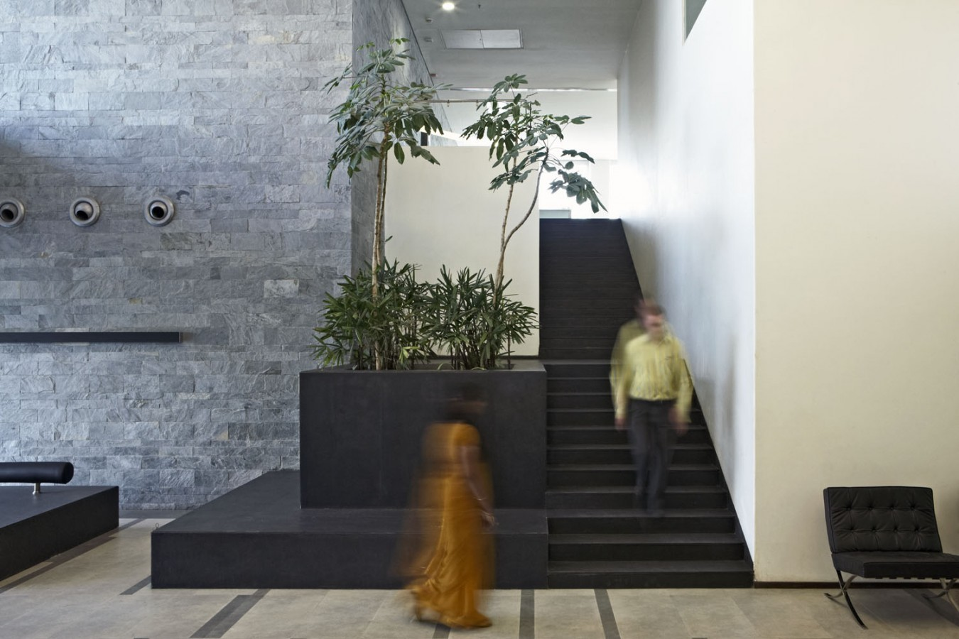 KMC Corporate Office by Rahul Mehrotra: Modulation of light and air - Sheet5