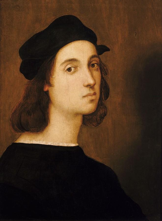 Life of an Artist: Raffaello Sanzio da Urbino - Sheett1