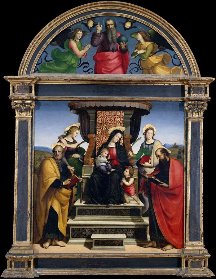 Life of an Artist: Raffaello Sanzio da Urbino - Sheett5