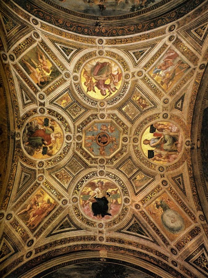 Life of an Artist: Raffaello Sanzio da Urbino - Sheett7