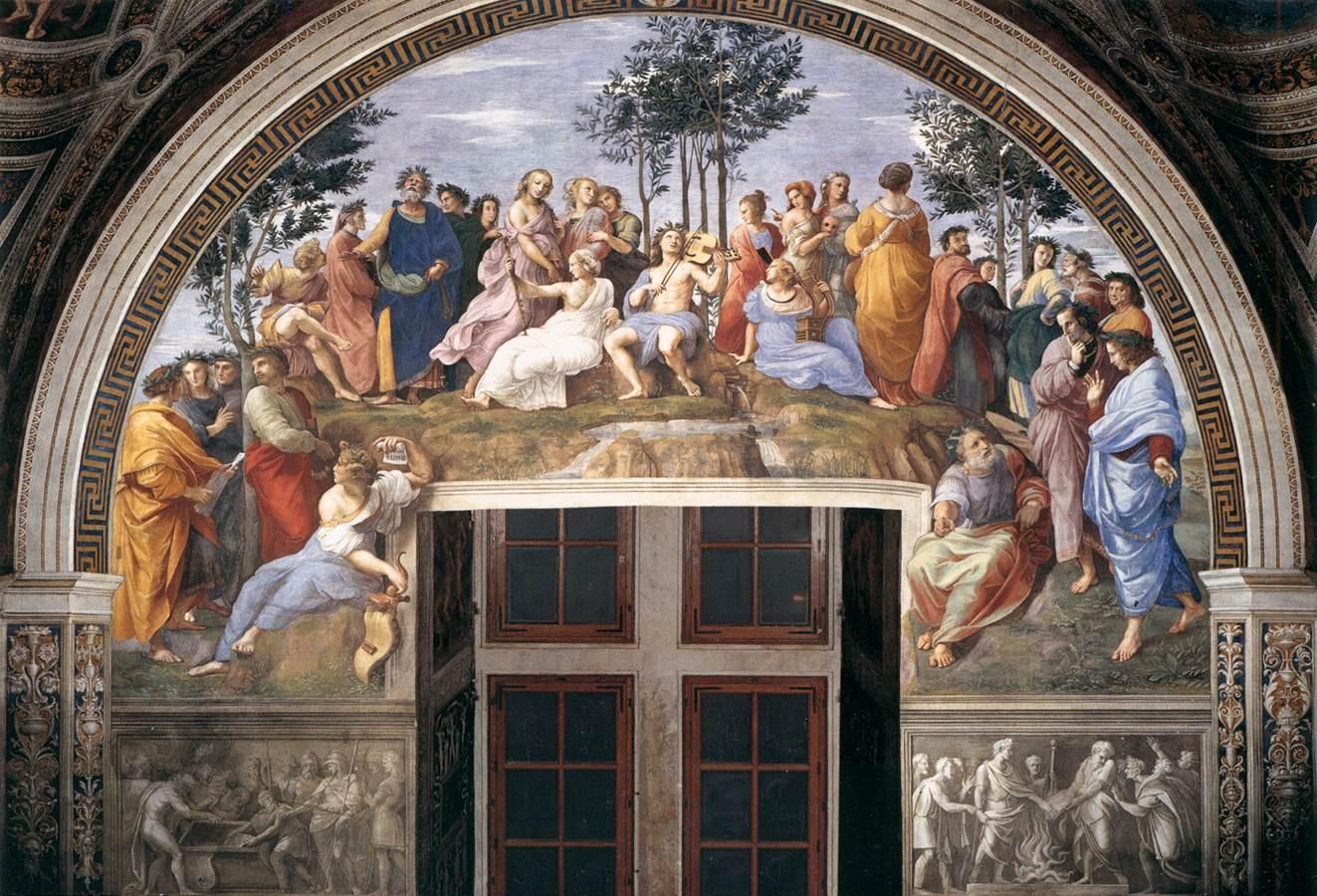 Life of an Artist: Raffaello Sanzio da Urbino - Sheett9