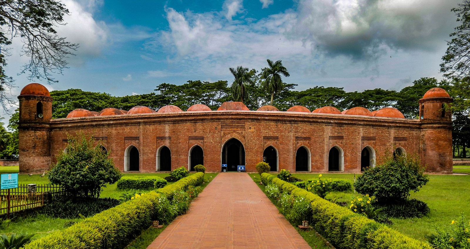 Heritage Mosques in Bangladesh - Sheet5