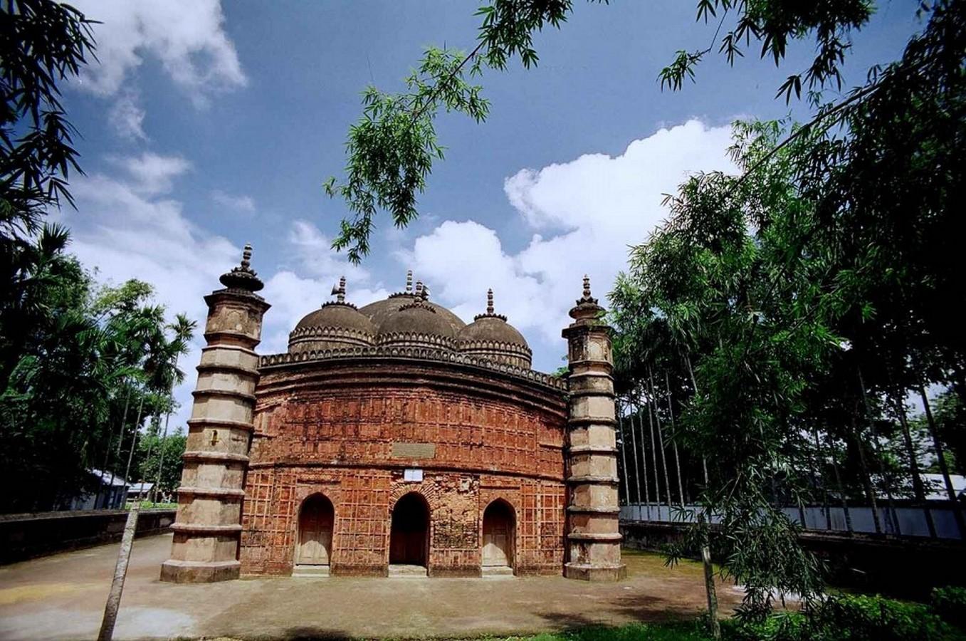Heritage Mosques in Bangladesh - Sheet7