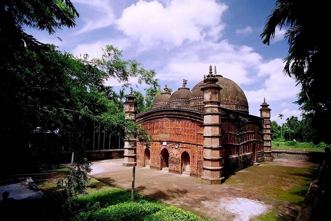Heritage Mosques in Bangladesh - Sheet8