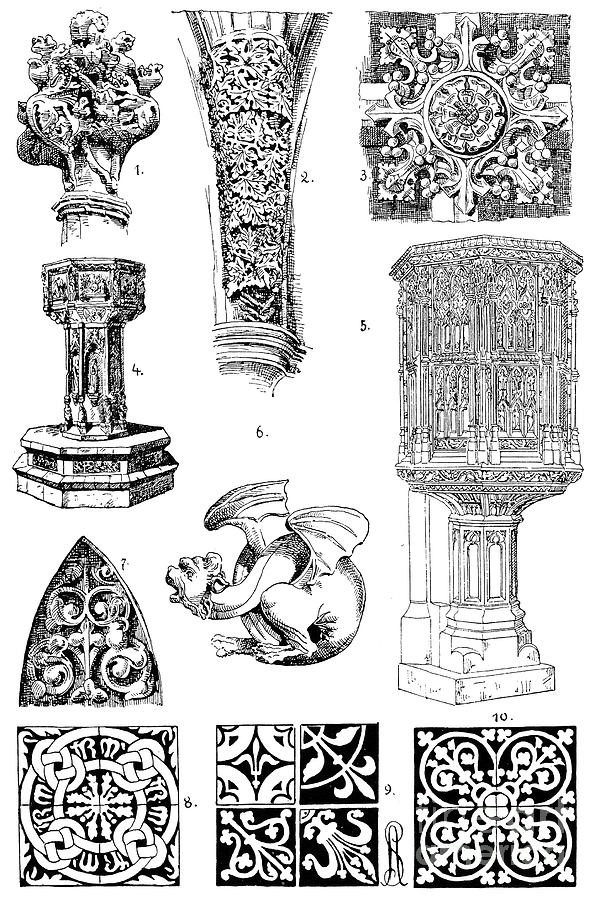 Theory in Architecture: Ornament - Sheet8