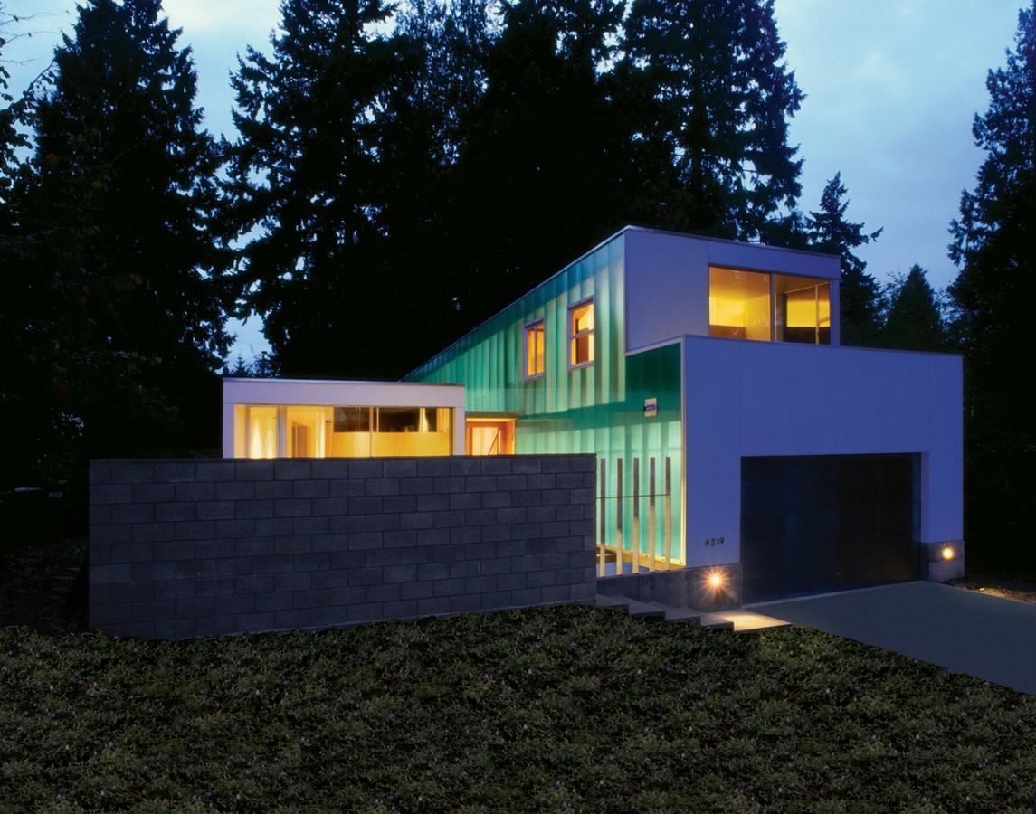 The Zig-Zag House, United States - Sheet1