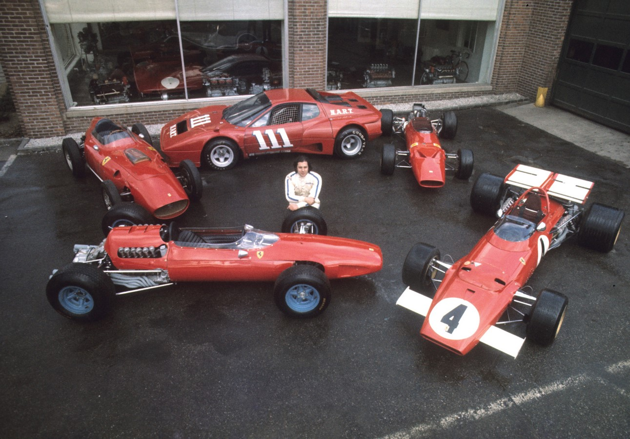 16 Things you did not know about Ferrari - Sheet10